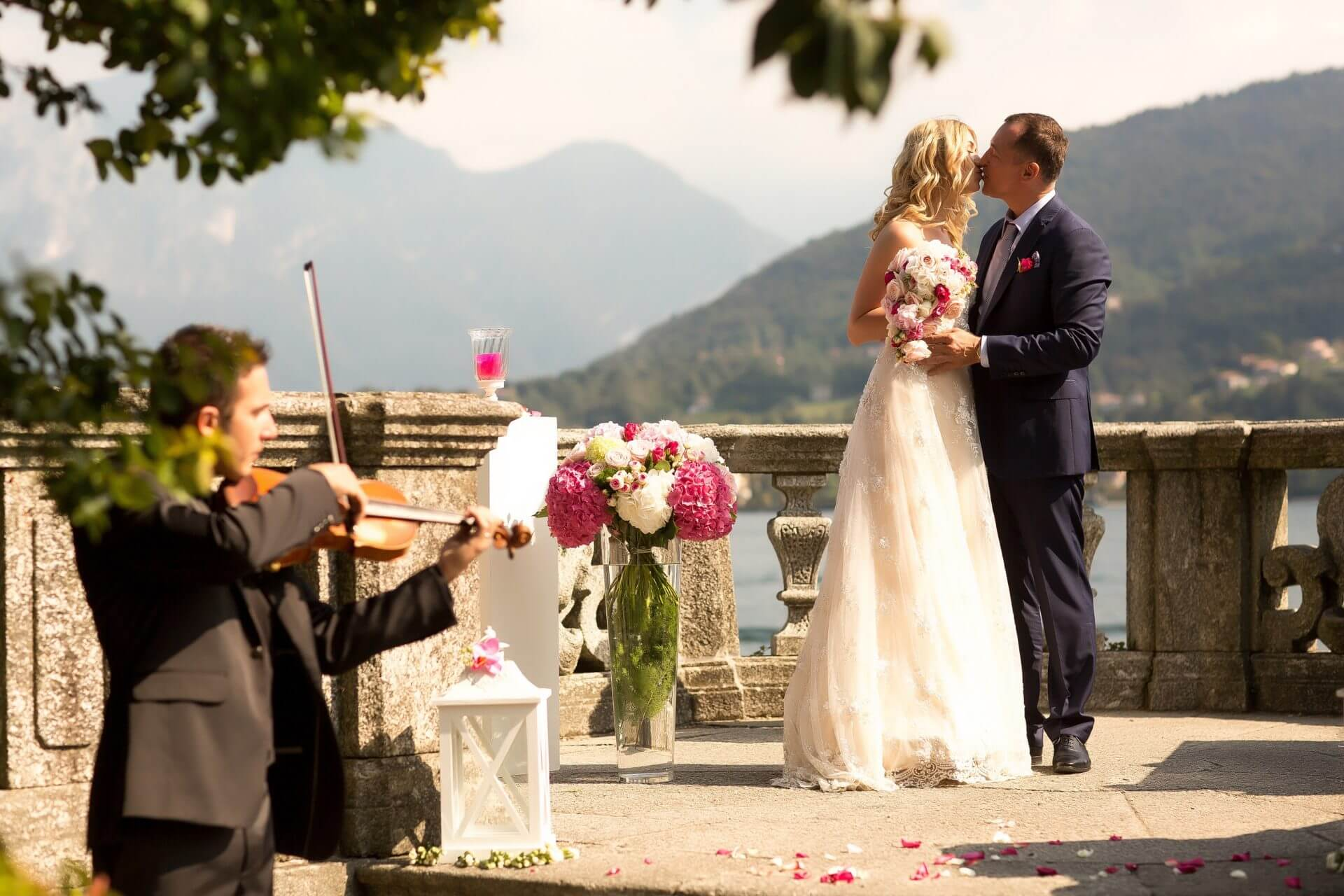 Destination wedding planner Lake Como - Your Weddings & Events
