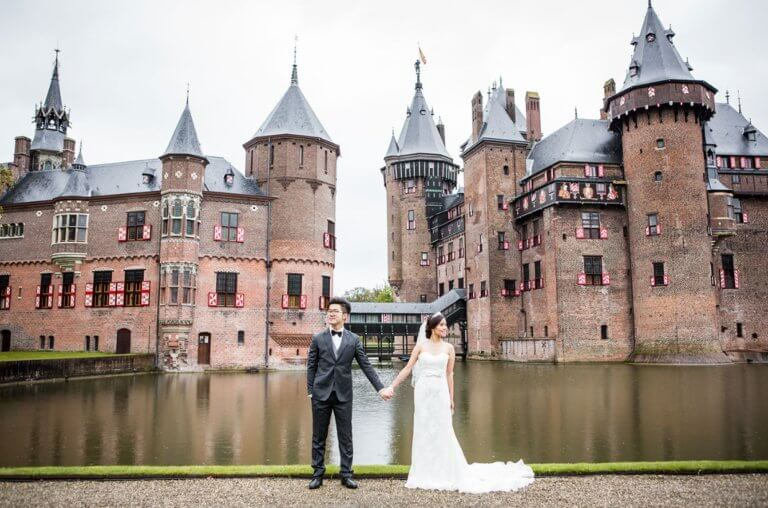 Beautiful romantic wedding venue in the Netherlands