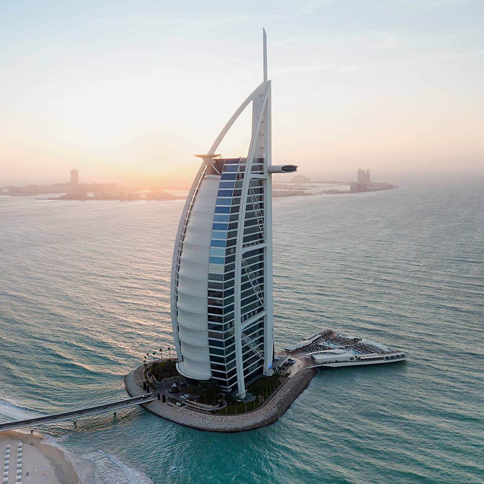 Trouwen in Dubai